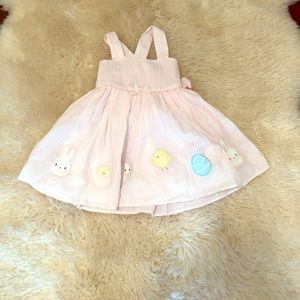 Cute toddler Easter dress